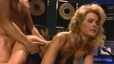 Vintage video of Randy West and K.C. Williams getting it on raw