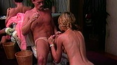 Skinny Blonde Wife Stacey Donovan Gets Pounded Deep By Joey Silvera