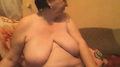 Amateur Fat Granny Fucked