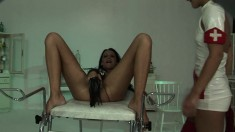 Regina Is A Slave Tied Up And Tortured By Her Nasty Mistress