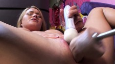 Buxom milf with a superb ass Krissy Lynn is in need of a deep drilling
