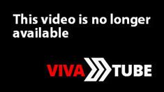 Smoking brunette strips in solo webcam show