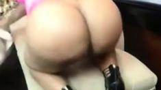 Booty Tease Ayana Angel