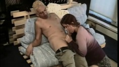 Beautiful sex addict Lucy Diamonds gets her butthole penetrated